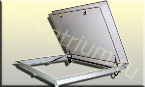 Производство конструкций из алюминия