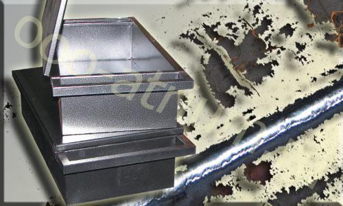 Пример сварки чёрной стали в среде аргона, готовое сварное изделие из железа.Смотрите подробнее, кликнув на картинку.